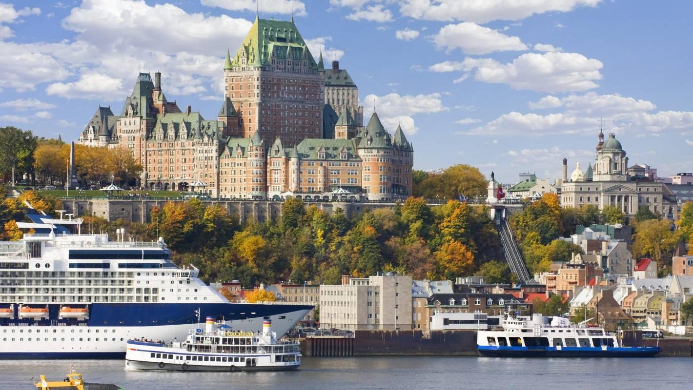 Quebec History